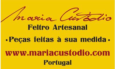 Maria Custodio - Feltro Artesanal