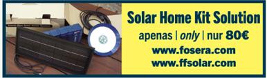 Solar Home Kit Solution